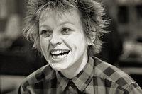 portrait Laurie Anderson