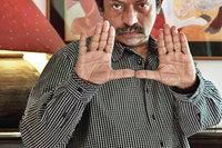 portrait Goutam Ghose