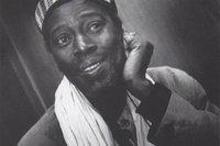 portrait Djibril Diop Mambety